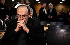 Papi pedofília eltussolásáért ítélték el, de Ferenc pápa nem fogadta el a lemondását