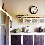 Rusztikus konyha, perzsaszőnyeggel