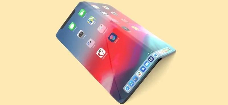 Javában készül az összecsukható iPhone, nemcsak az ujjunkkal irányíthatjuk majd