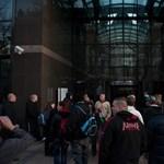 """Szélsőjobbosok a Bank Centerben: """"a biztonsági őrök nem hibáztak"""""""