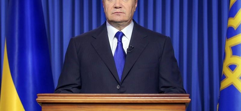 Sejtik, hol bujkálhat Janukovics
