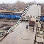 Most Oroszországban szakadt le egy híd