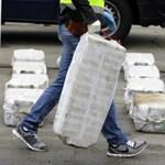 Több tonna kokaint akarnak Amerikába juttatni
