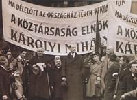 Buzinkay György: Károlyi Mihálynak igaza volt