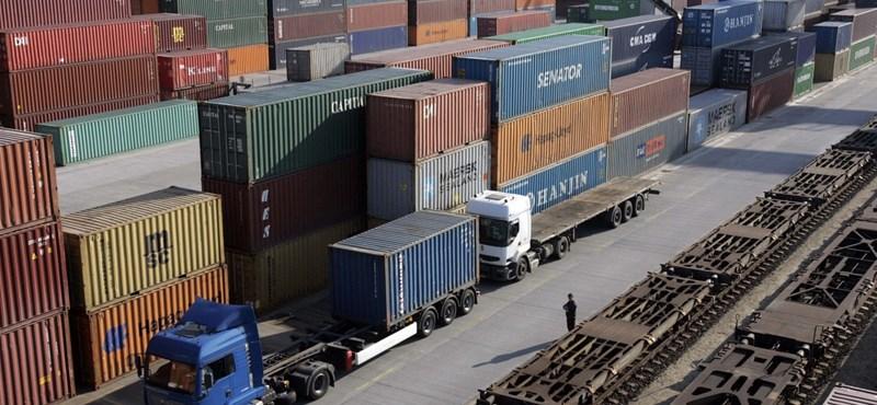 Többet exportálunk