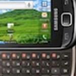 Samsung Galaxy 551: apró, de sokoldalú