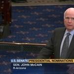 Kövér levélben panaszolta be McCaint az amerikai alelnöknél