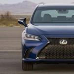 Retteghet az 5-ös BMW? Mutatjuk az új Lexus ES-t