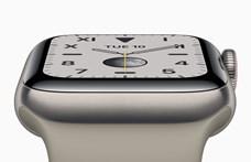Az Apple új ötlete: óraszíjba lehetne tenni a mobilantennát
