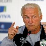 """""""Szép, kreatív"""": Trapattoni a magyar focit dicsérte"""