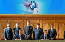 Kezességet vállalt a BMW-telekre a kormány