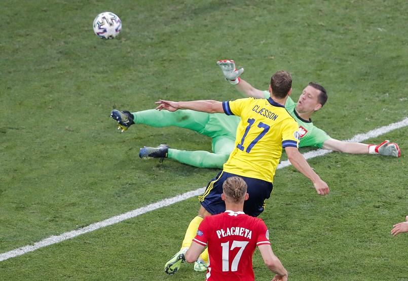 Sima spanyol és kiszenvedett svéd győzelem – percről percre a foci-Eb tizenharmadik napjáról