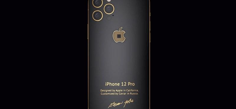 Akinek sok pénze van, Steve Jobs aláírásos iPhone 12-t vehet