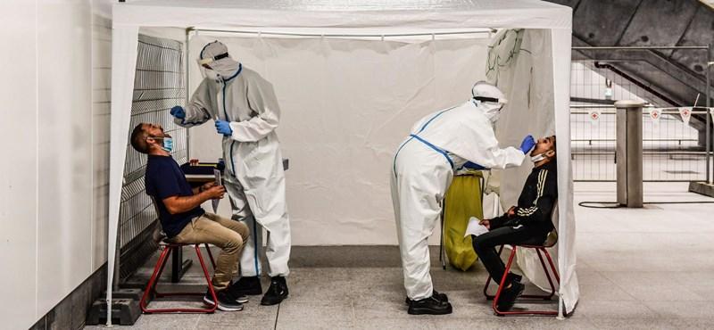 Pécsi víruskutatók elmagyarázták, miért a fiatalokat érinti jobban a második hullám