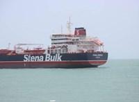 Helikopterről foglalták el az iráni kommandósok a brit tankert - videó