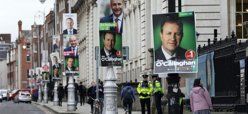 Patthelyzet az írországi választáson, a Sinn Féin nélkül aligha lesz kormány