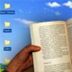 Így olvashat észrevétlenül munka közben