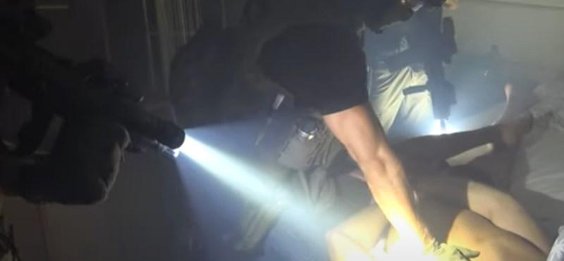 Zuglói hotelszobából vitte el a TEK a szökésben lévő elítéltet