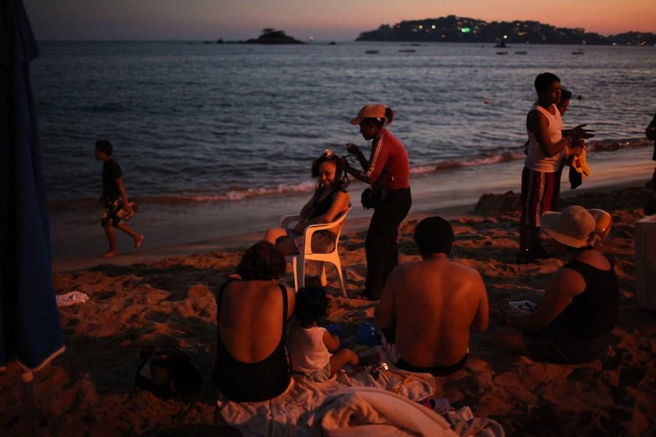 Mexikói drogháború: erőszakhullám jelenti a turistaparadicsom végét? - Nagyítás-fotógaléria