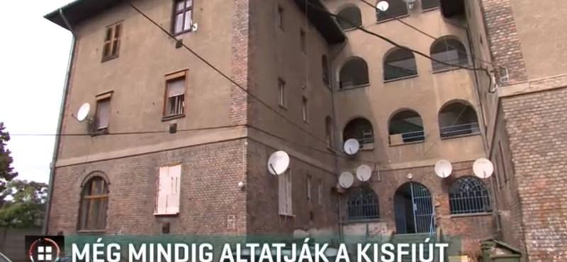 Még mindig altatják a kőbányai lakástűzben megsérült kétéves kisfiút