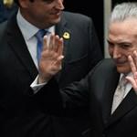 Vádat emeltek a volt brazil elnök ellen korrupció miatt