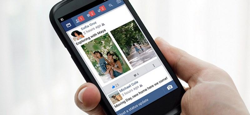 Hivatalos az új Facebook app, amelyik kímélni fogja az akkumulátorát