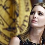Trump beszólt, mert kivették lánya termékeit egy áruházlánc kínálatából