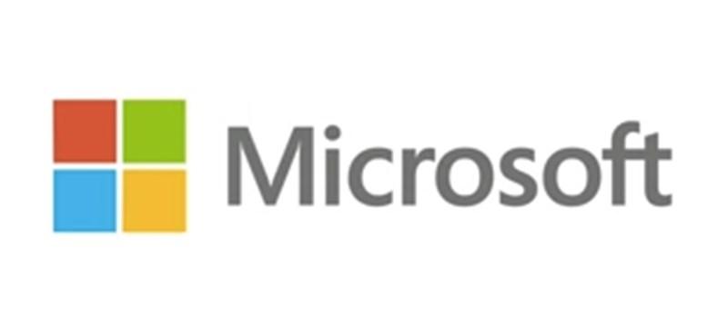 Mától ez a Microsoft logója