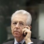 Lemondott az olasz kormányfő, Mario Monti