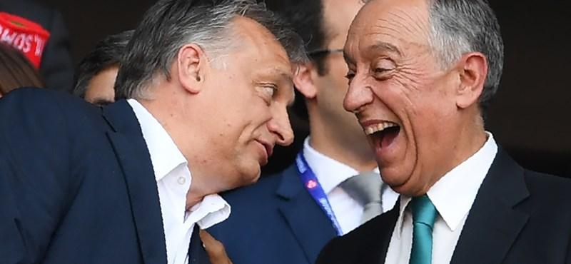 Orbán újragombolná