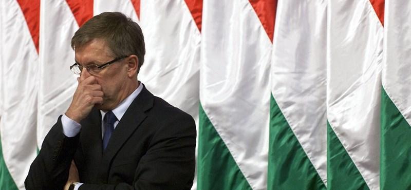 Matolcsy: hadműveletek folynak Magyarország ellen