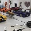 Autókiállításokon nincs olyan felhozatal, mint ebben a miami garázsban