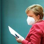 Merkel kezében ott a vészfék – a németek inkább szigorítanak a járványszabályokon