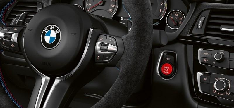 A teljesen új BMW M3 felmoshatja a padlót a riválisaival