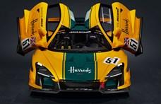 Itt az F1-es autókat leszámítva valaha készült leggyorsabb McLaren