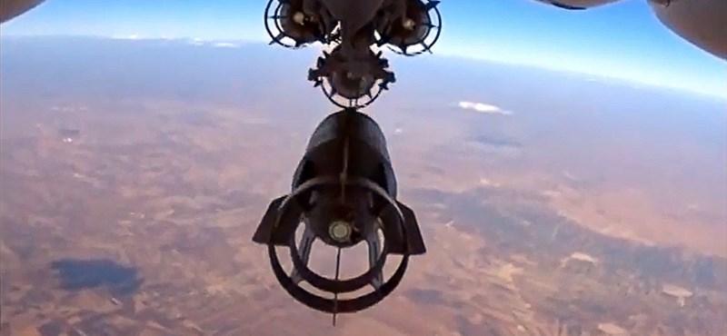 Pentagon: Több amerikai-orosz incidens történt Szíria fölött