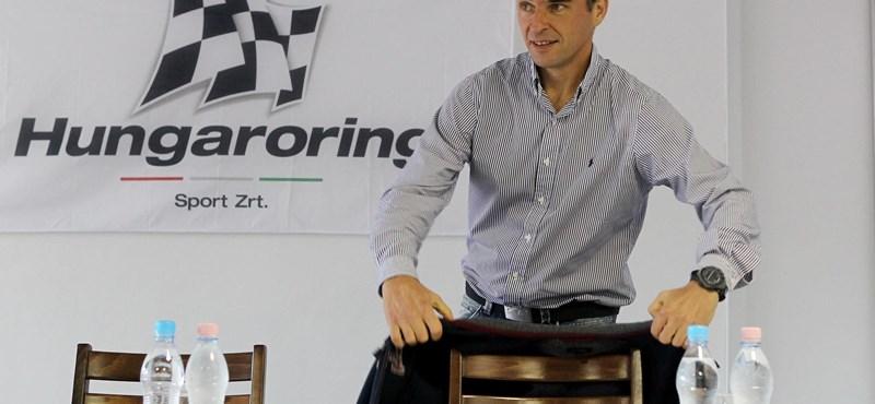 Palik László rosszul lett az Exatlon Hungary forgatásán
