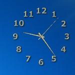 Varázsoljon különleges, átlátszó órát Windowsára