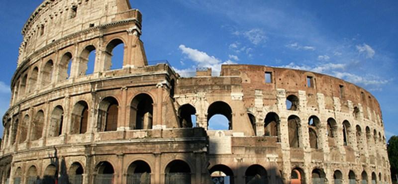 Csaló idegenvezetők Rómában