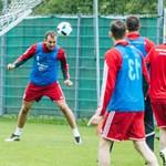 Udvariaskodnak az osztrákok a holnapi meccs előtt