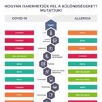 Így különböztetheti meg, hogy allergiás vagy covidos