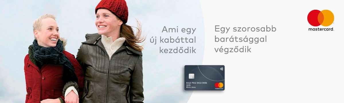 Mastercard XXL BUDMIL
