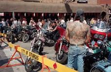 250 ezres motorostalálkozó kezdődik ma Amerikában, a járvány közepén