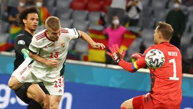 Elképesztő meccsen játszottunk döntetlent a németekkel
