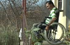 Másfél hónapja vár a műlábára egy gávavencsellői férfi
