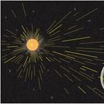 Bizonyítékot találtak, valami nem stimmel a Hold keletkezésének elméletével