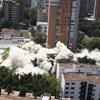 Így semmisült meg három másodperc alatt a drogbáró Escobar otthona