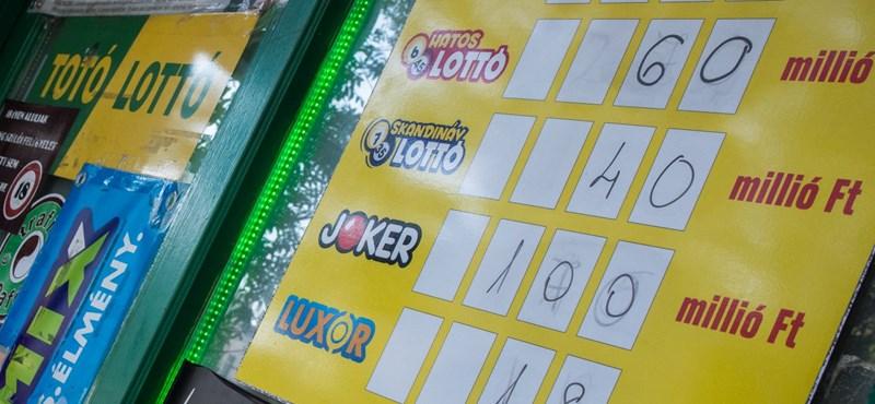 Most megtudhatja, milliomos lett-e az ötös lottón