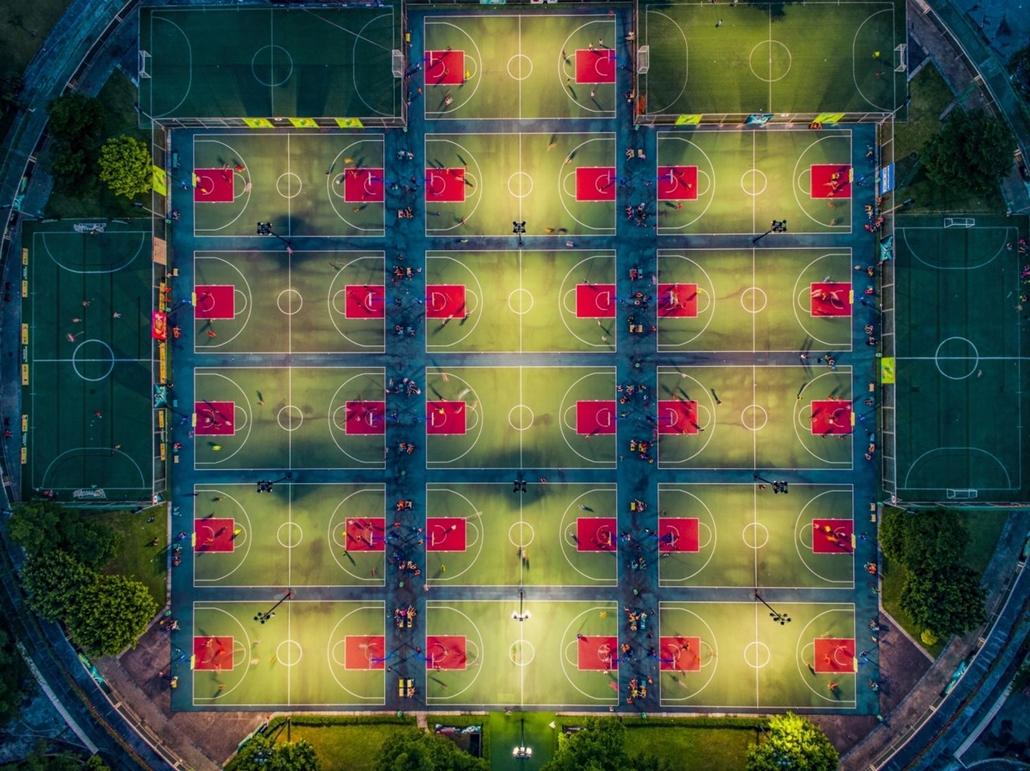 e_! - NE HASZNÁLD - Drone Awards 2018 - Basketball