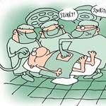 Legalizált hálapénz: hallgatás fél egészség